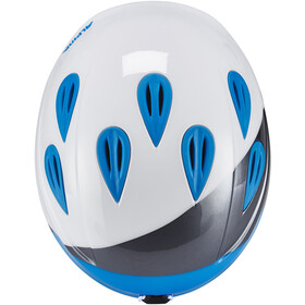 Alpina Grap 2.0 Ski Helmet Juniors white-silver-blue